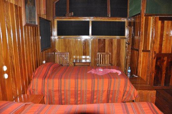 Ecoamazonia Lodge: Cabaña Serpiente
