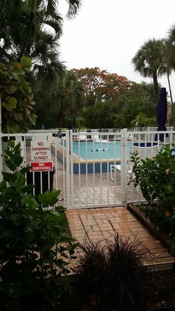 White Sands Resort : Poolen