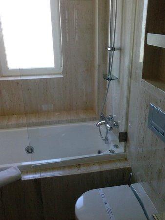 Monte Santo Resort: Baño