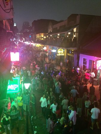 Bourbon Street: Irish Festival