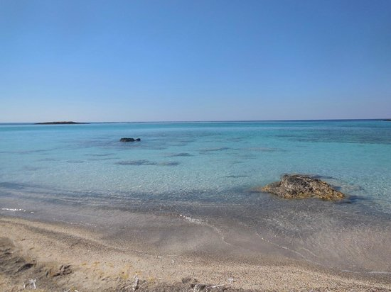 Elafonisi Resort by Kalomirakis Family: Vista sull'isola