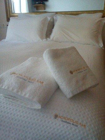 Acropolis Ami Boutique Hotel: bedroom