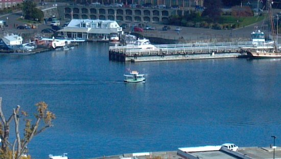 Inner Harbour: Victoria Harbour