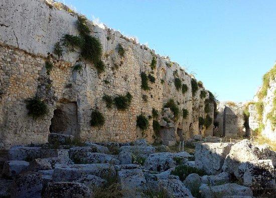 Eurialo Castle: Il terzo fossato