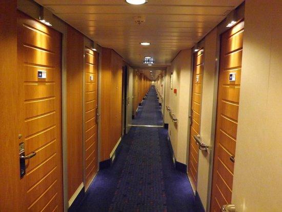 Stena Line Limited - Day Trips : The Hallway