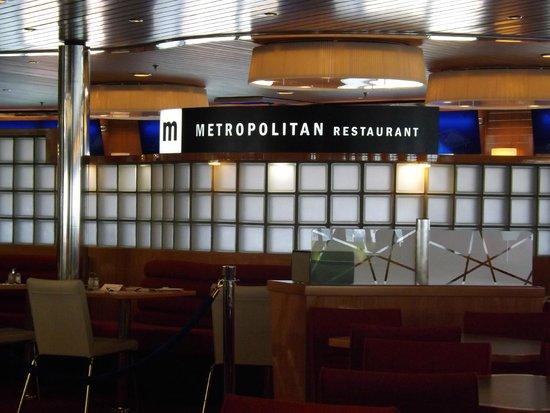 Stena Line Limited - Day Trips : Metropolitan Restaurant
