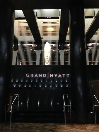 Grand Hyatt New York: Lobby