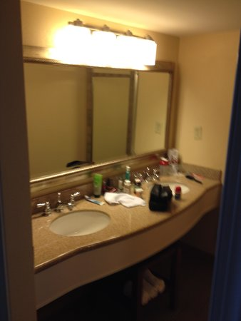 Orlando World Center Marriott : vanity