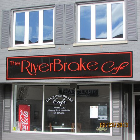 The Riverbrake Cafe: Cafe2