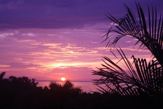 Best Western Tamarindo Vista Villas : Atardecer 1