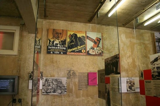 "National Socialism Documentation Center : Upper Floor"" Election Posters"