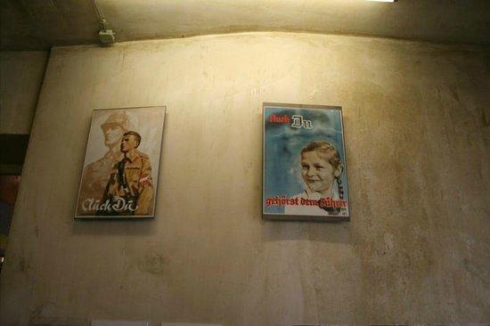 National Socialism Documentation Center : Upper Floor: Nazi Posters