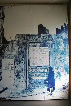 National Socialism Documentation Center : Upper Floor: The Aftermath--Post-War Cologne