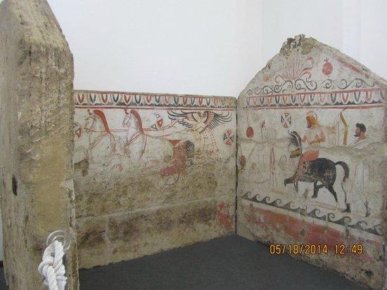 Templi Greci di Paestum: In the museum