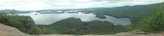 West Rattlesnake Mountain: panorama from Rattlesnake