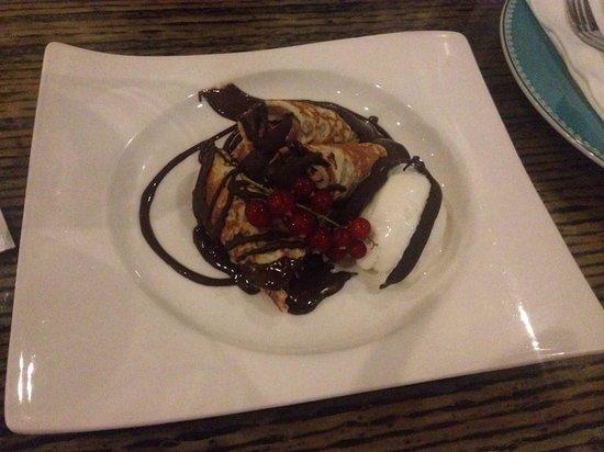 Hotel Las Arenas Balneario Resort : Dessert