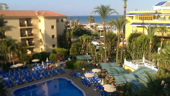 Sol Don Marco: view from room