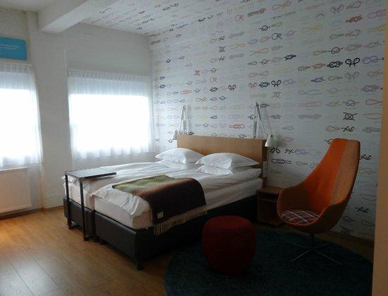 Icelandair Hotel Reykjavik Marina : chambre 234