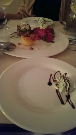Cantina Barbagianni: Barbagianni's Special (three pieces of assorted hors d'oeuvres)