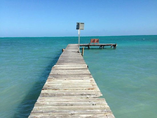 Caye Caulker: Docks