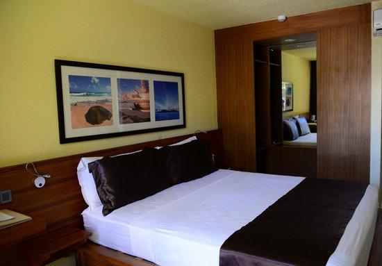 Coral Strand Smart Choice Hotel Seychelles: Номер