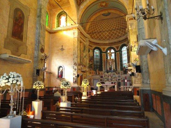 Igreja Sao Sebastiao: muito bonito