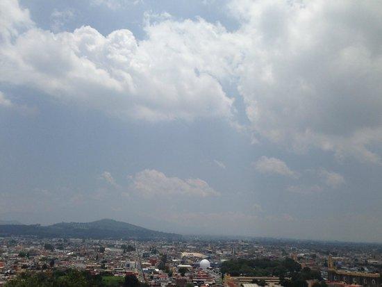 Casa Calli Hotel & SPA: cholula1