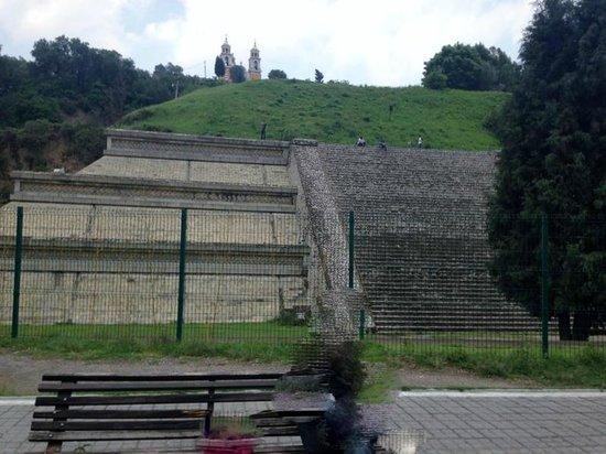 Casa Calli Hotel & SPA: piramides