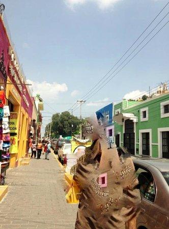 Casa Calli Hotel & SPA: centro cholula
