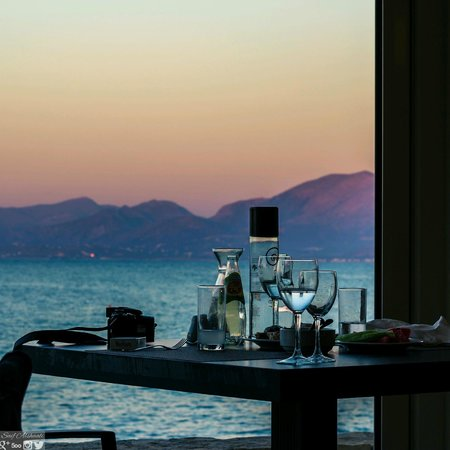Creta Maris Beach Resort: Cochlias Restaurant