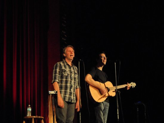 The Mauch Chunk Opera House: Simon & Garfunkel tribute - AJ Swearingen and Jonathan Beedle
