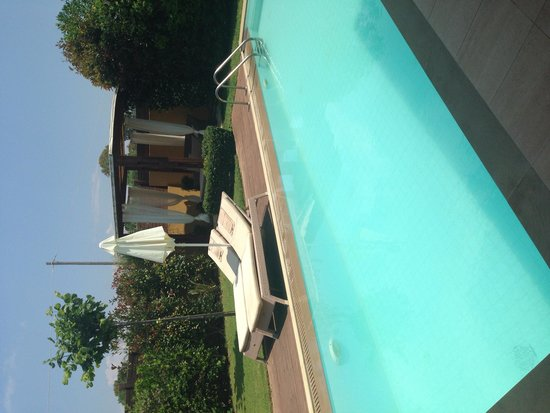 Restia Suites Exclusive Resort: Suite with a pool! Luxury!