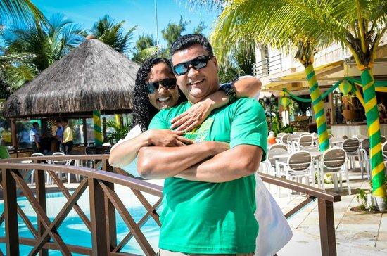 Esmeralda Praia Hotel: Hotel Esmeralda