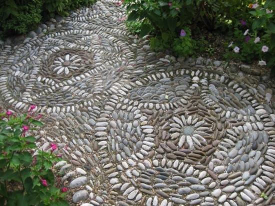 Bosnian National Monument Muslibegovic House Hotel: Stone Floor Inside The  Hotel Garden