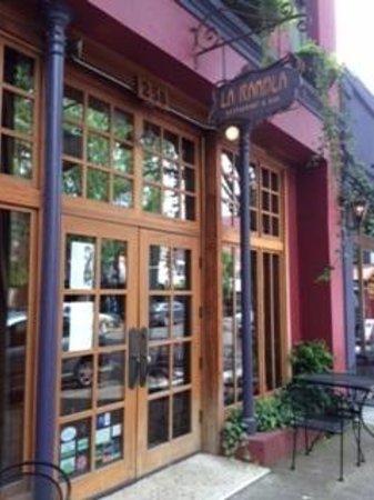La Rambla Restaurant & Bar: La Rambla Entrance