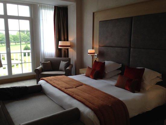 Hôtel Barrière L'Hôtel du Golf Deauville: chambre  3 étage
