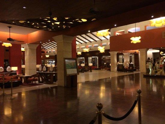 Barcelo Bavaro Palace : Lobby principal