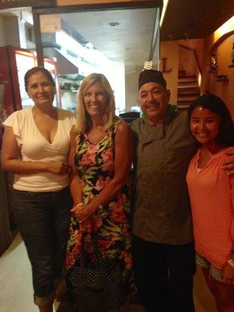 Layla's Restaurante: the wonderful chefs at Layla's
