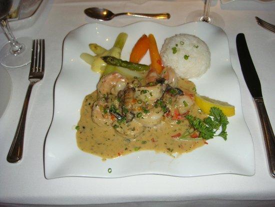The Wine Cellar: Shrimp