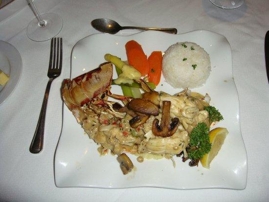 The Wine Cellar: Lobster