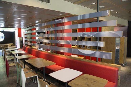 ibis Geneve Centre Nations : Restaurant