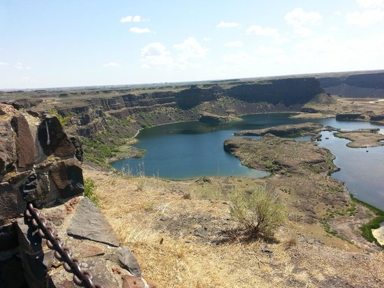 The Dry Falls