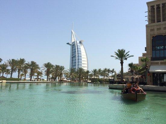 Jumeirah Dar Al Masyaf at Madinat Jumeirah: Stunning!