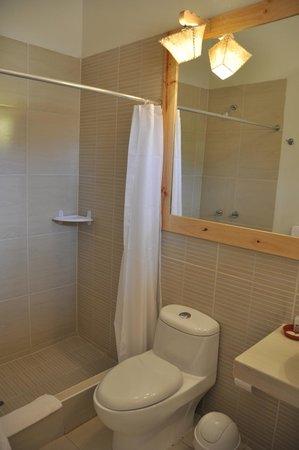 Killawasi Lodge: baño
