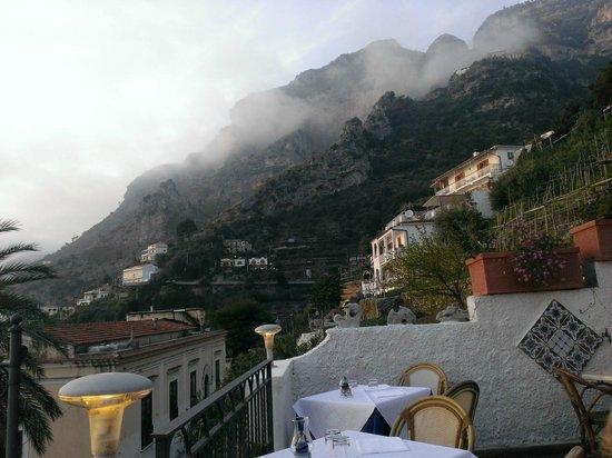 La Strada: Looking toward the hills