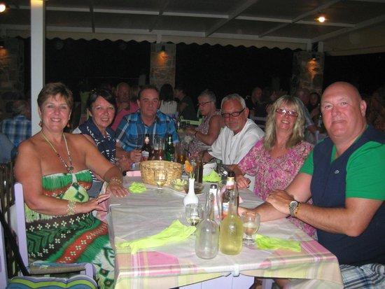 Ratatouille Restaurant: Fabulous Dinner with Friends