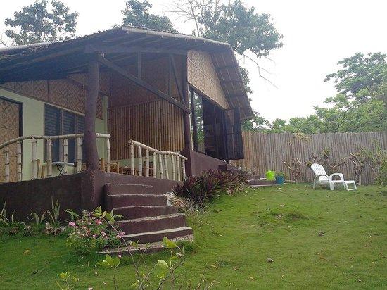 Bohol Lahoy Dive Resort: Bungalow