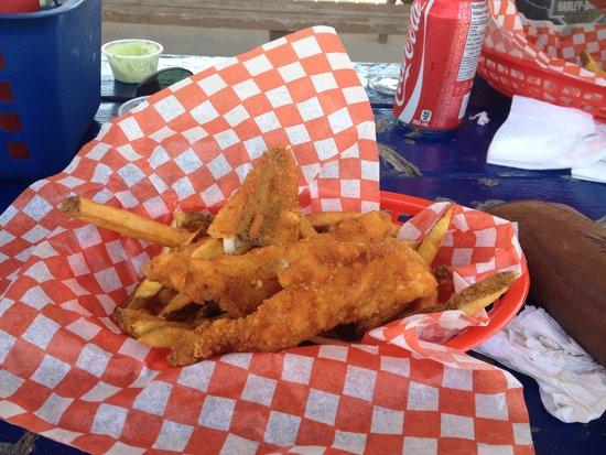 Country Chip Wagon: Awesome menu. Had perch so fresh & yummy