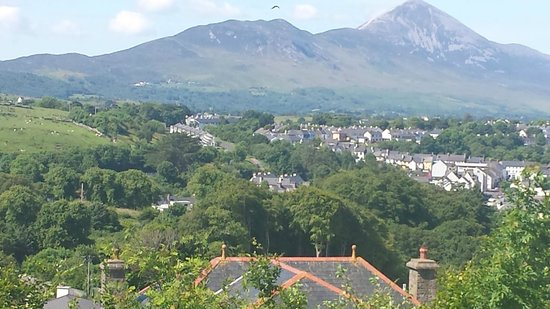 Knockranny House Hotel Croagh Patrick And Wesport From