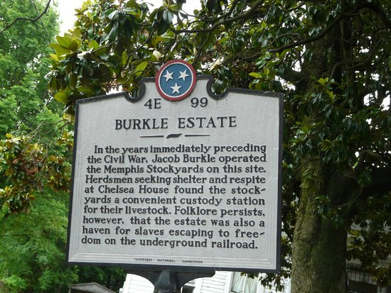 Slave Haven / Burkle Estate Museum: Slave Haven